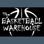 BBallWarehouse Window Decal